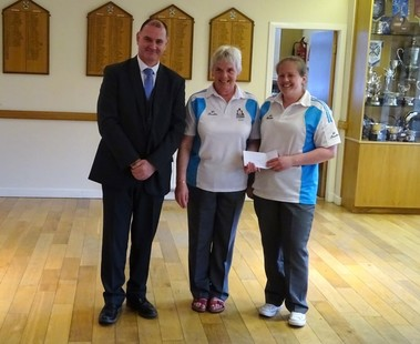 Orwell Bowling Club 2016 Ladies Open Pairs